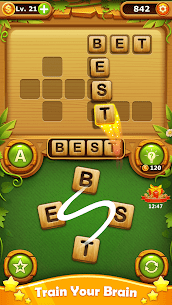 Word Cross Puzzle: Best Free Offline Word Games 5
