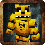 Skins FNAF for Minecraft 2 Apk