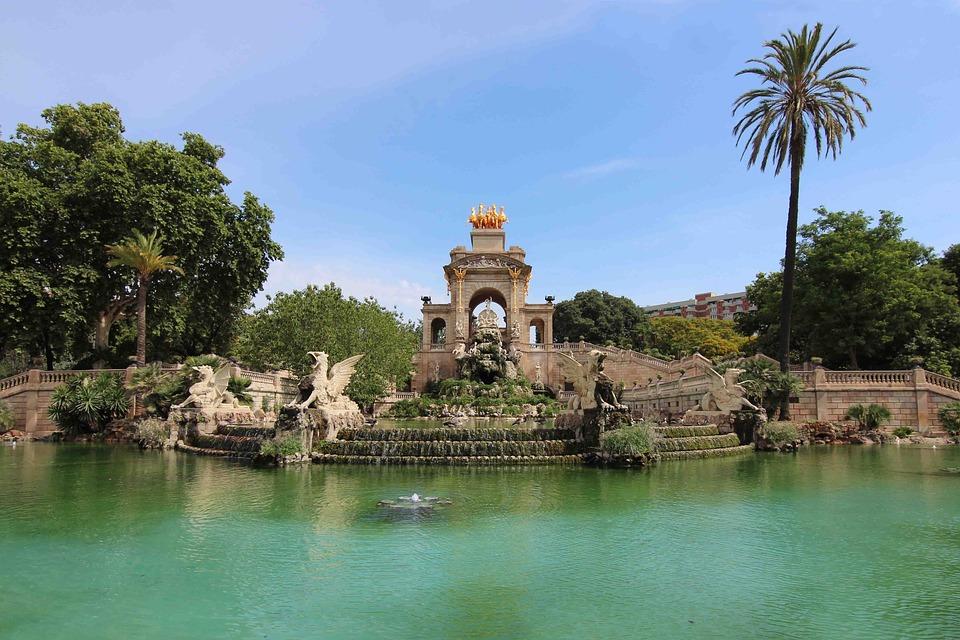 Parc de la Ciutadella - Barcelone - HomeExchange