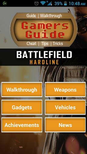Guide for Battlefield Hardline