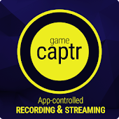 Game Captr RECORDING STREAMING