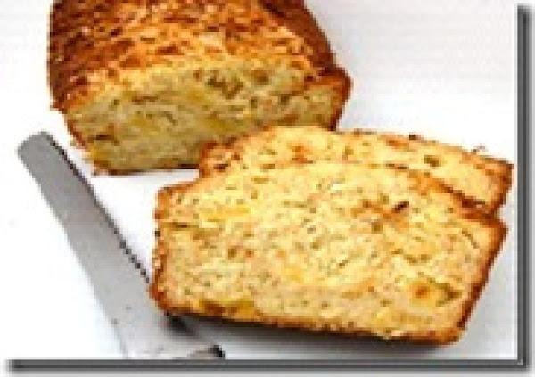 Coconut Pineapple Bread Recipe