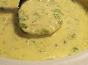 Crock Pot Broccoli Cheese Soup Recipe
