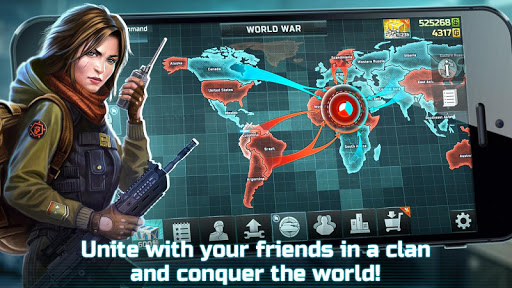 Art of War 3: PvP RTS modern warfare strategy game 1.0.63 screenshots 21