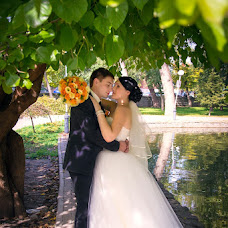 Wedding photographer Olesya Batura (OlesyaZ). Photo of 08.07.2014
