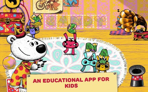 Be-be-bears: Early Learning- screenshot thumbnail