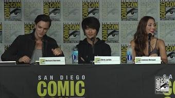 The 100: 2016 Comic-Con Panel