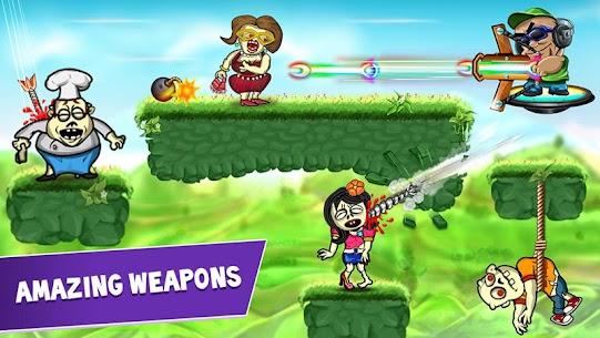 Zombie Archery – Zombies Arrow shooting Games 2