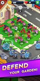 Game Merge Flowers vs. Zombies APK for Windows Phone