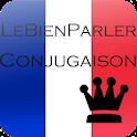 French Verbs LeBienParler Conjugation Conjugator icon