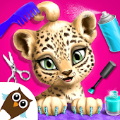 Jungle Animal Hair Salon