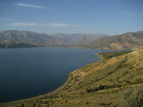 Photo: Charvak lake