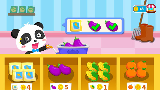 Baby Panda's Farm - Kids' farmville 8.25.10.00 screenshots 4