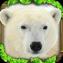 Polar Bear Simulator icon
