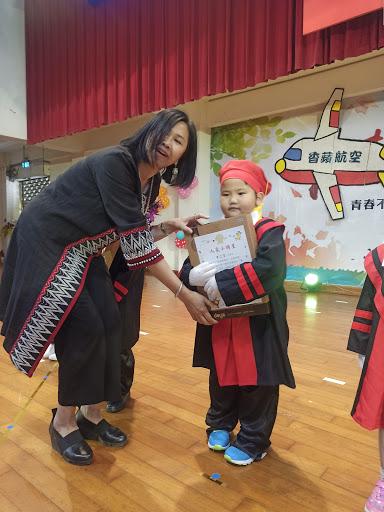 幼兒園畢業典禮照片