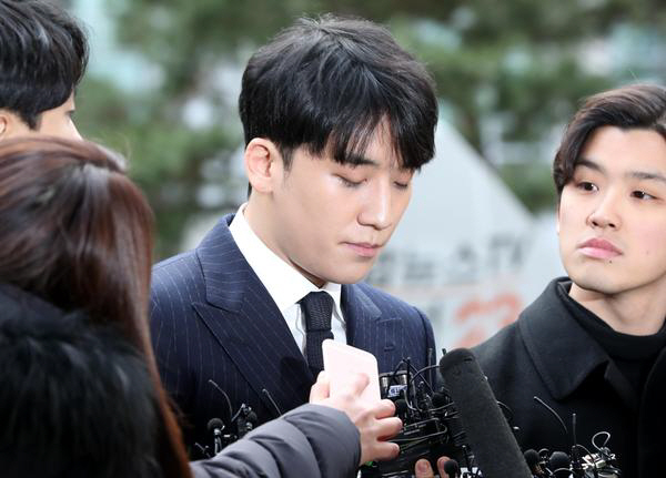 seungri lawyer denial 1
