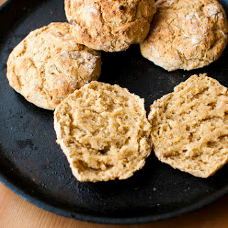Vegan Rosemary Potato Biscuits