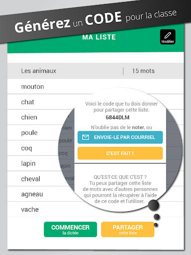 Dictu00e9e de vocabulaire Alloprof Apk Download 11