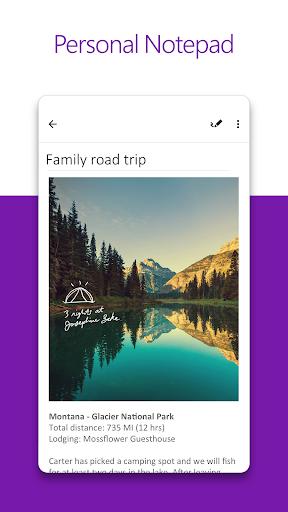 Microsoft OneNote: Save Ideas and Organize Notes screenshot 5