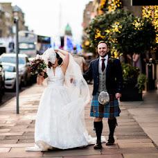 Wedding photographer Ricky Baillie (baillie). Photo of 06.03.2018