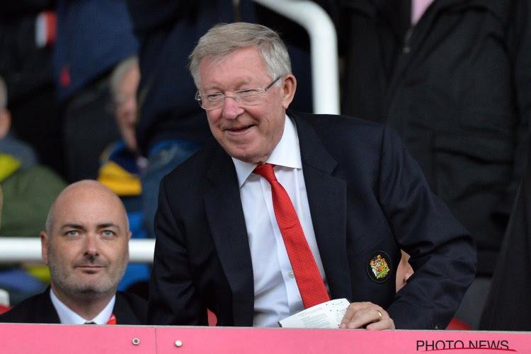 Quand Sir Alex Ferguson rend visite aux joueurs du PSG