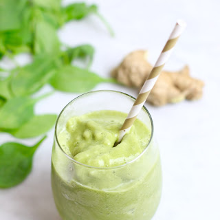 Anti-inflammatory Green Smoothie.