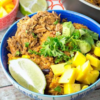 Mexican Couscous Bowl.