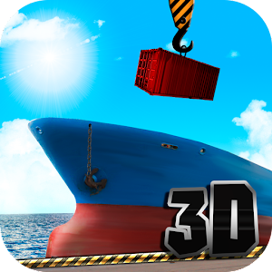 Cargo Crane Simulator 3D: Port for PC and MAC