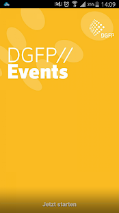 DGFP // Events - náhled