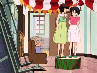 Pelvic Fortune-Telling? Ranma is the No. One Bride in Japan