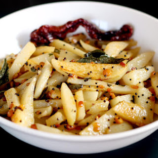 Potato Stir Fry Recipe