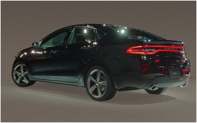 Photo: Dodge Dart is a compact car designed to perfection