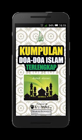 android Kumpulan Doa Islam Terlengkap Screenshot 0