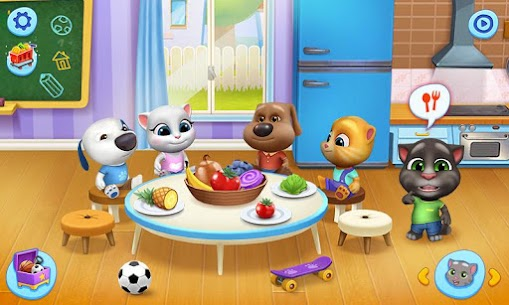 My Talking Tom Friends 4