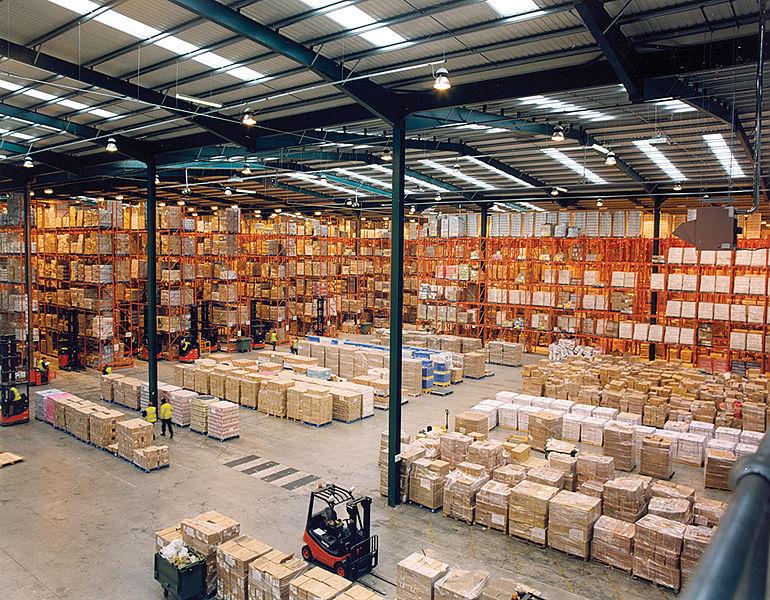Warehouses of doom