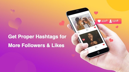 Screenshot for Followers Boom - Get More Followers using Hashtags in United States Play Store