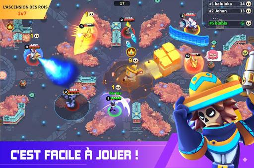 Télécharger Gratuit Heroes Strike - 3v3Moba & bataille royale -Offline mod apk screenshots 1