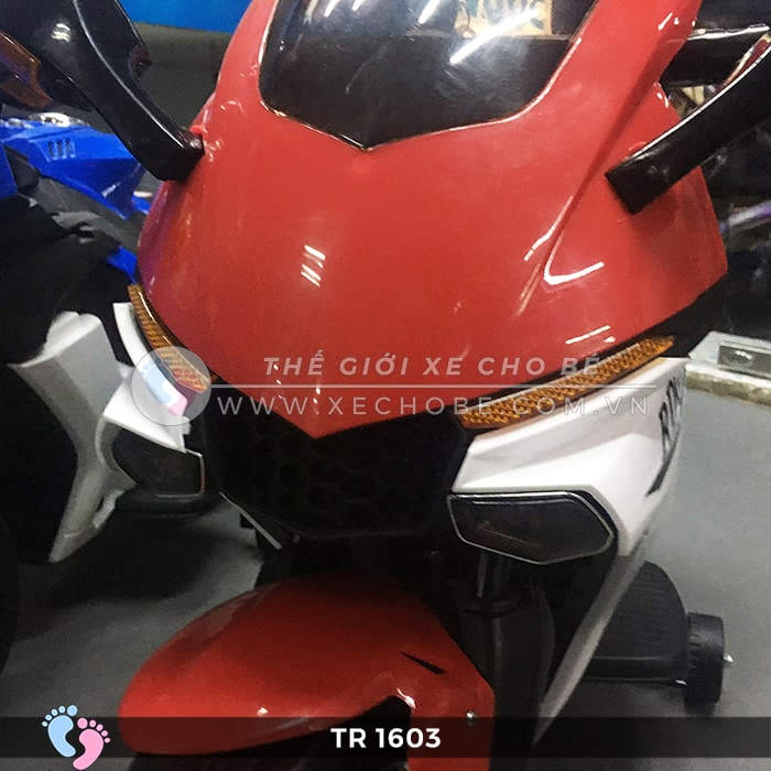 Xe moto điện thể thao Yamaha TR1603 11