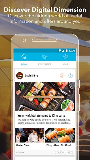 KNOQ - iBeacon browser