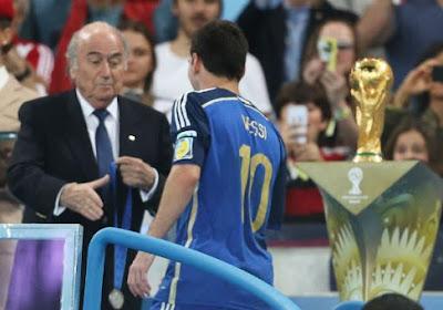 """Messi speler van het toernooi? """"Belediging voor hem zelf"""""""