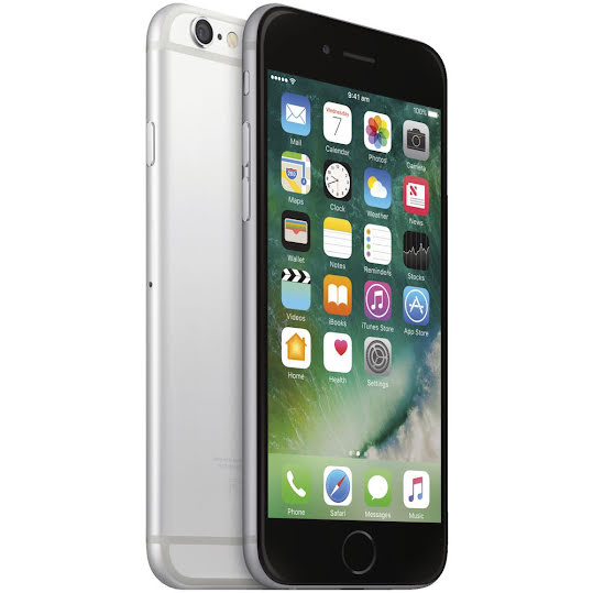 Apple iPhone 6 Plus 16GB Space Gray (A+)