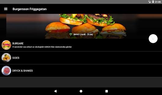Burgersson - náhled
