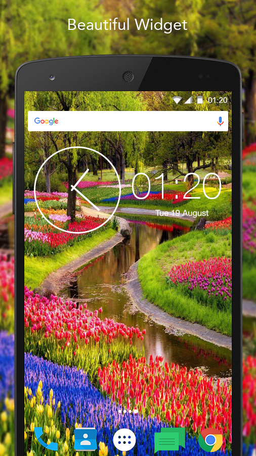 Natural Garden Wallpaper - Android Apps On Google Play