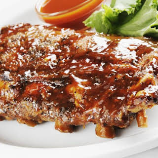 Easy Baby Back Ribs.