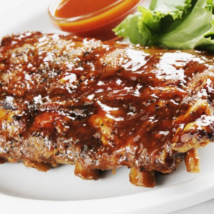 Easy Baby Back Ribs