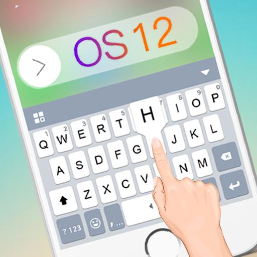 New Cool OS 12 Keyborad Theme (app)