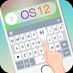 New Cool OS 12 Keyborad Theme