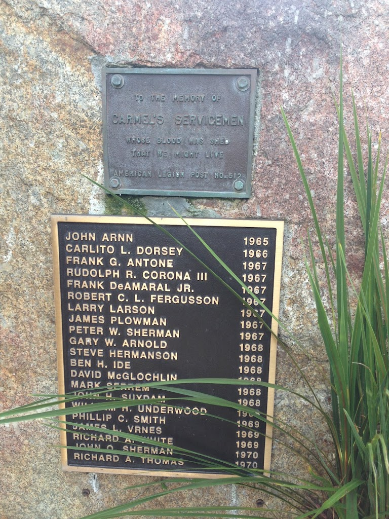 Read the Plaque - Whose Blood Was Shed That We Might Live