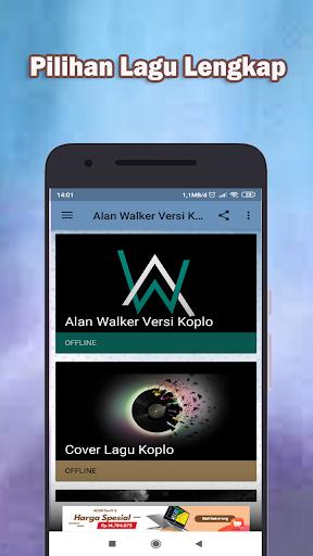 Alan Walker - Lily Versi Koplo : Offline 2.1 screenshots 2