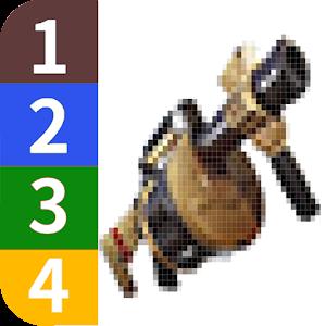 Download Kolor Po Numerach Fortnite Bitewny Piksel Apk